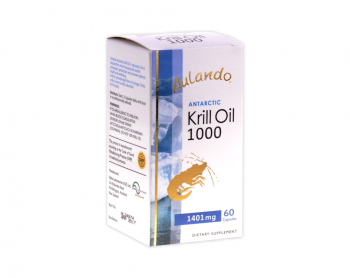 Antarctic Krill Oil 1000mg 60s